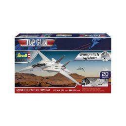 Revell EasyClick Maverick's F-14 Tomcat Top Gun (1:72) (sada) - 3