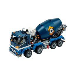 LEGO Technic - Náklaďák s míchačkou na beton - 1