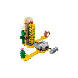 LEGO Super Mario - Pouštní Pokey – rozšířující set - 1