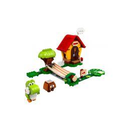 LEGO Super Mario - Mariův dům a Yoshi – rozšiřující set - 1
