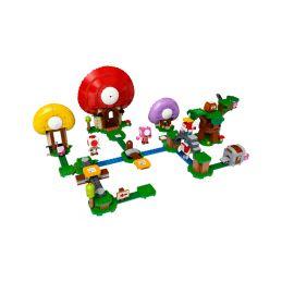 LEGO Super Mario - Toadův lov pokladů – rozšiřující set - 1