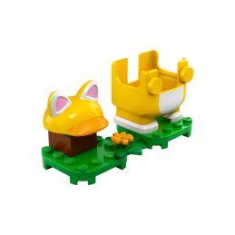 LEGO Super Mario - Kocour Mario – obleček - 1