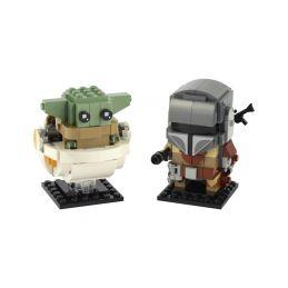 LEGO Star Wars - Mandalorian a dítě - 1