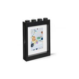 LEGO fotorámeček černý - 1
