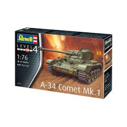 Revell Comet A-34 Mk.1 (1:76) - 2