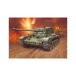 Revell Comet A-34 Mk.1 (1:76) - 5