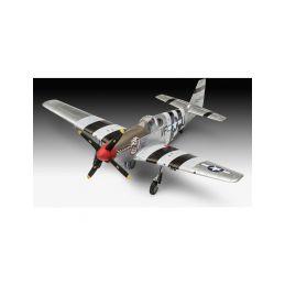 Revell Messerschmitt Me 262, P-51B Mustang(1:72) - 13