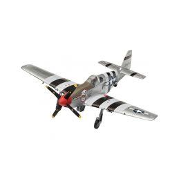 Revell Messerschmitt Me 262, P-51B Mustang(1:72) - 14