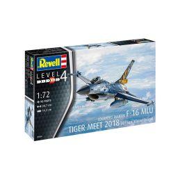 Revell Lockheed Martin F-16 MLU Tiger Meet 2018 (1:72) - 1