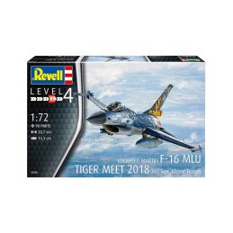 Revell Lockheed Martin F-16 MLU Tiger Meet 2018 (1:72) - 3