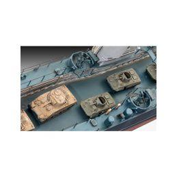 Revell US Navy Landing Ship Medium (Bofors 40 mm gun) (1:144) - 5