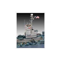 Revell US Navy Landing Ship Medium (Bofors 40 mm gun) (1:144) - 6