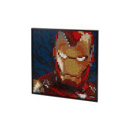 LEGO Art 2020 - Iron Man od Marvelu - 1