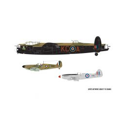 Airfix Bitva o Británii Memorial Flight (1:72) (giftset) - 2