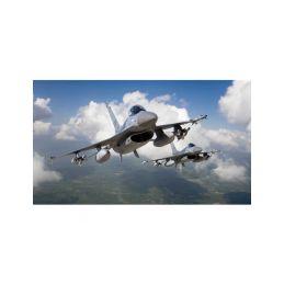 Airfix General Dynamics F-16A/B Fighting Falcon (1:72) (sada) - 4