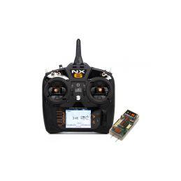 Spektrum NX6 DSMX, AR6610T - 1