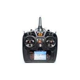 Spektrum NX8 DSMX pouze vysílač - 1
