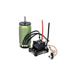 Castle motor 2028 800ot/V senzored, reg. Mamba Monster X 8S - 1