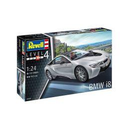 Revell BMW i8 (1:24) (sada) - 1