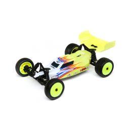Losi Mini-B 1:16 RTR žlutá - 1