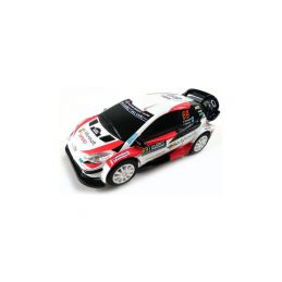 WRC Toyota Yaris Rovanpera 2020 1:43 - 1