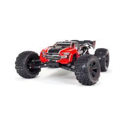 Arrma Kraton 6S V5 BLX 1:8 4WD RTR červená - 1