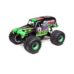 Losi LMT Monster Truck 1:8 4WD RTR Grave Digger - 1