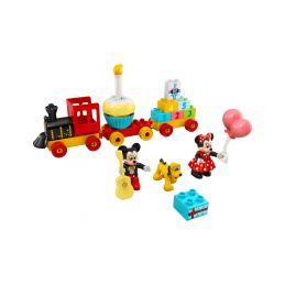 LEGO DUPLO - Narozeninový vláček Mickeyho a Minnie - 1