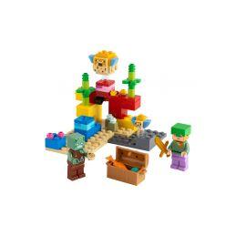 LEGO Minecraft - Korálový útes - 1