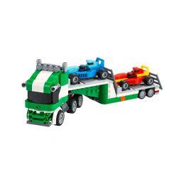 LEGO Creator - Kamion pro přepravu závodních aut - 1