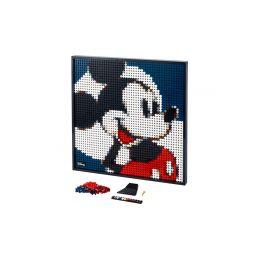 LEGO ART - Disneys Mickey Mouse - 1