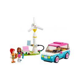 LEGO Friends - Olivia a její elektromobil - 1