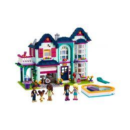 LEGO Friends - Andrea a její rodinný dům - 1