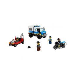 LEGO City - Vězeňský transport - 1