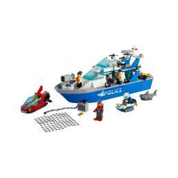LEGO City - Policejní hlídková loď - 1