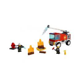 LEGO City - Hasičské auto s žebříkem - 1