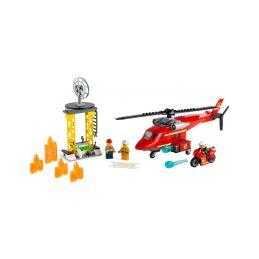 LEGO City - Hasičský záchranný vrtulník - 1