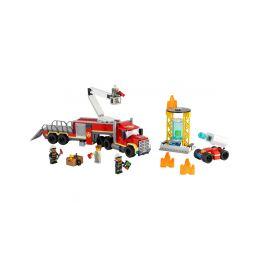 LEGO City - Velitelská jednotka hasičů - 1