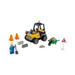 LEGO City - Náklaďák silničářů - 1