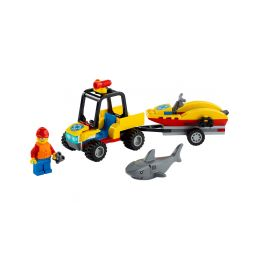 LEGO City - Záchranná plážová čtyřkolka - 1
