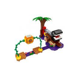 LEGO Super Mario - Chain Chomp a setkání v džungli – rozšiřující set - 1
