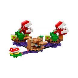 LEGO Super Mario - Hlavolam s piraňovou rostlinou – rozšiřující set - 1