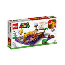 LEGO Super Mario - Wiggler a jedovatá bažina – rozšiřující set - 1