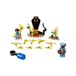LEGO Ninjago - Epický souboj Jay vs. Serpentine - 1