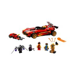 LEGO Ninjago - Kaiův červený bourák - 1
