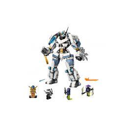 LEGO Ninjago - Zane a bitva s titánskými roboty - 1