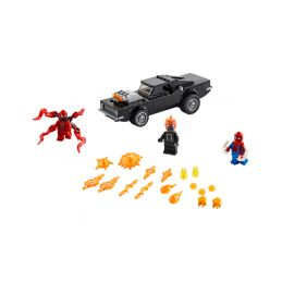 LEGO Super Heroes - Spider-Man a Ghost Rider vs. Carnage - 1