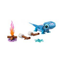 LEGO Disney Princess - Mlok Bruni – sestavitelná postavička - 1