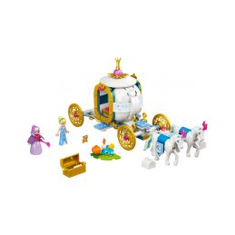 LEGO Disney Princess - Popelka a královský kočár - 1