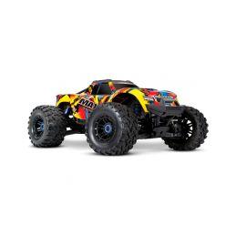 Traxxas Maxx 1:8 4WD TQi RTR Solar Flare - 1